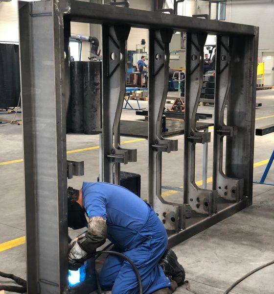 servicii sudare laser processing