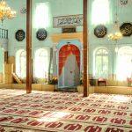 Geamia Abdul_Medgidia, interior
