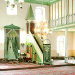 Geamia Aziziye, Tucea -interior