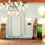 Geamia Ali Gazi Paşa, Bbadag- interior