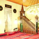 Geamia Esmahan Sultan-interior